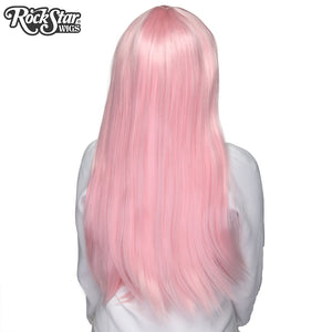 "Cosplay Wigs USA™ <br> Straight 70cm/28"" - Light Pink -00341"