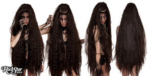 Cosplay Wigs USA® Character Wig - Suicide Witch - 00826