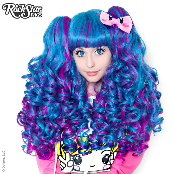 Gothic Lolita Wigs 174 Baby Dollight Collection Turquoise