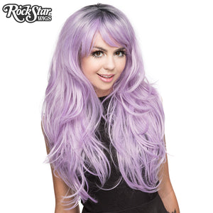 RockStar Wigs® <br> Uptown Girl™ Collection - Lavender 00462