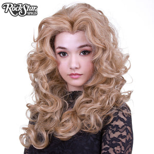 Lace Front Venus - Light Medium Blonde Mix -00587