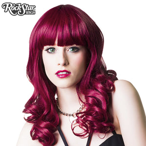 RockStar Wigs® <br> Bang Bang™ Collection - Royal Cranberry -00142