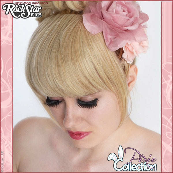 Gothic Lolita Wigs®  <br> Pixie™ Collection - Bangs 1 (Blonde Mix) -00067