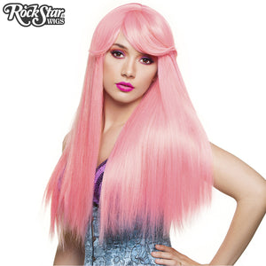 Gothic Lolita Wigs®  Bella™ Collection - Bubble Gum Pink (Deep Pink Mix) - 00679