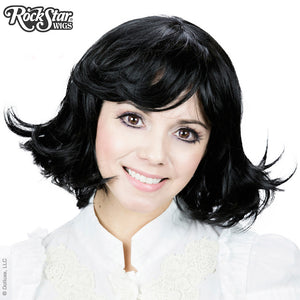 Gothic Lolita Wigs® Gamine Collection - Black -00399