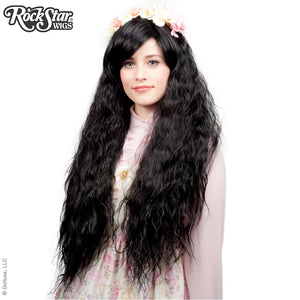 Gothic Lolita Wigs® <br> Rhapsody™ Collection - Black -00098