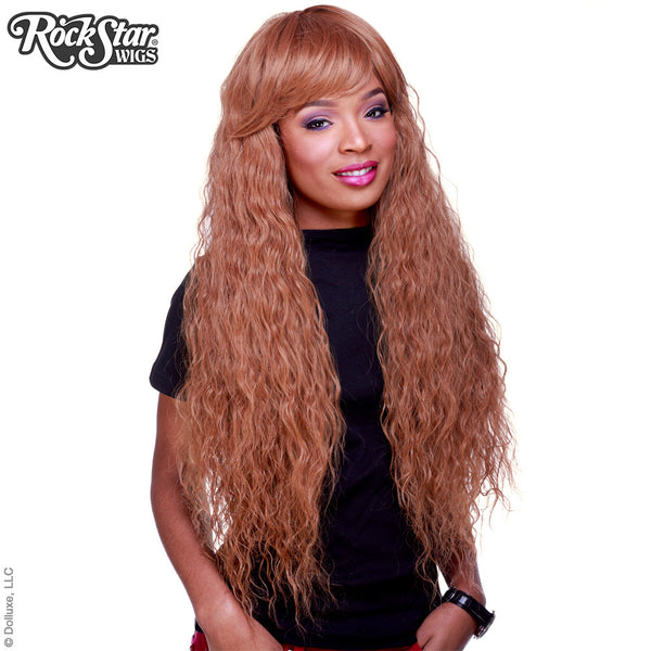Gothic Lolita Wigs® <br> Rhapsody™ Collection - Caramel Brown Mix -00506