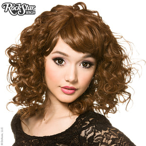 Gothic Lolita Wigs®  <br> Bijou - Golden Chestnut Brown Mix -00438