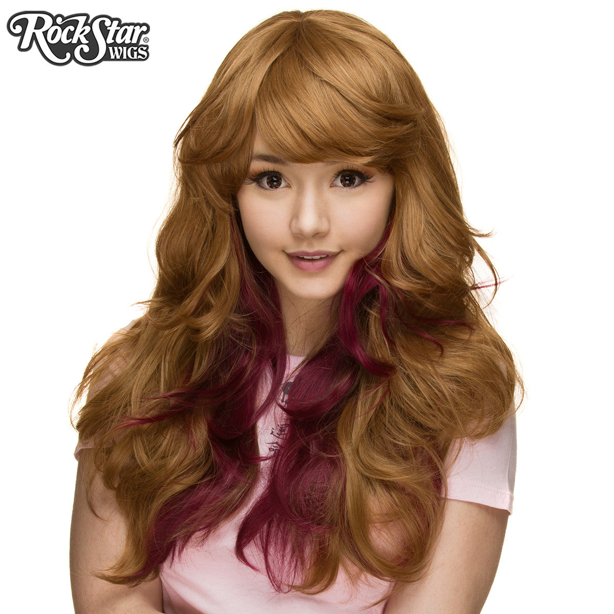 rockstar wigs store downtown girl collection light brown
