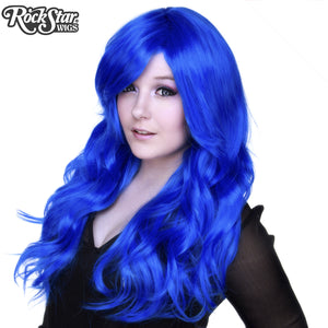 RockStar Wigs® <br> Farrah™ Collection - Royal Blue- 00472
