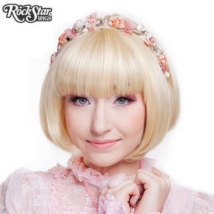 Gothic Lolita Wigs® <br> Lolibob™ - Light Blonde -00398