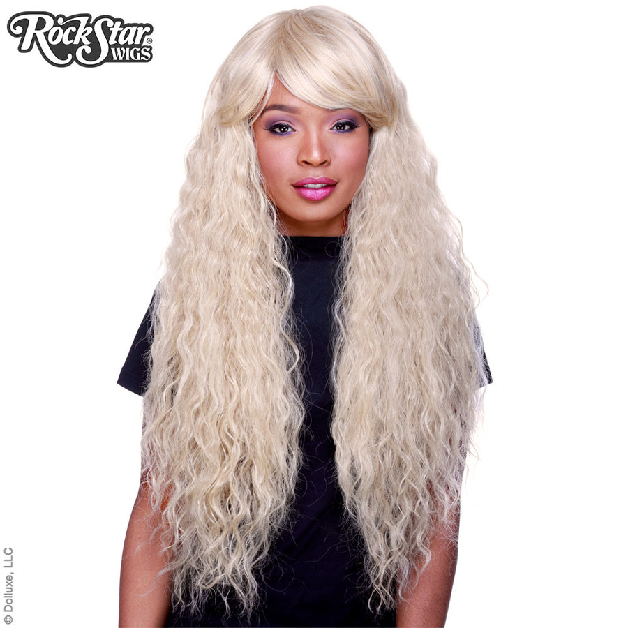 Gothic Lolita Wigs® <br> Rhapsody™ Collection - Light Medium Blonde Mix -00510