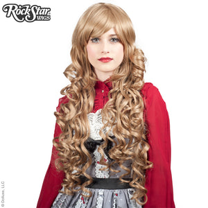 Gothic Lolita Wigs® <br> Duchess Elodie™ Collection - Milk Tea Mix -00057