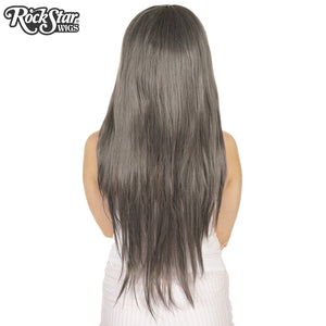 RockStar Wigs® <br> Ombre Alexa™ Collection -  Dark Grey Mix 00546
