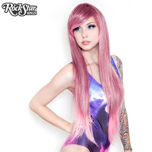 RockStar Wigs® <br> Ombre Alexa™ Collection - Rose-00203