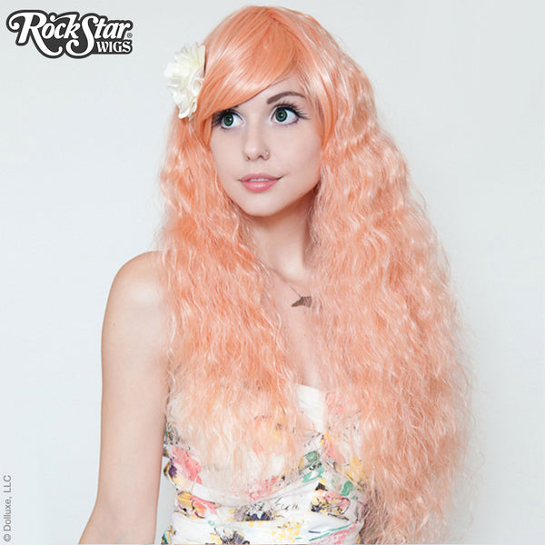 Gothic Lolita Wigs® <br> Rhapsody™ Collection - Peachy Pink -00244