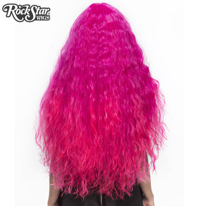 RockStar Wigs® <br> Prima Donna™ Collection - Hot Pink Intensity-00211