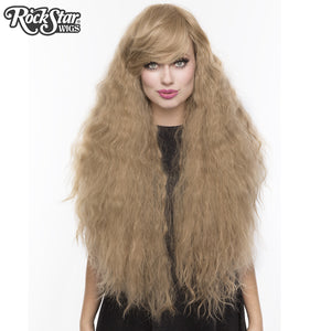 RockStar Wigs® <br> Prima Donna™ Collection - Milk Tea-00214