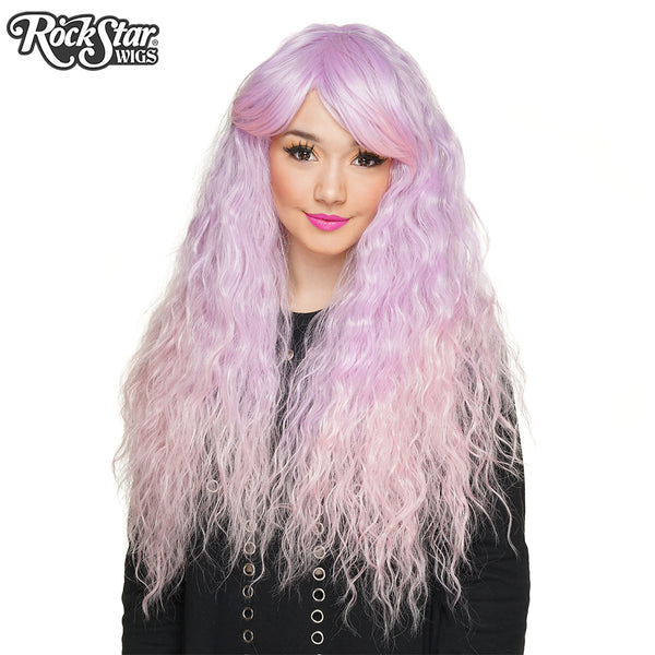 Gothic Lolita Wigs® <br> Rhapsody™ Collection - Lavender to Pink Fade -00107