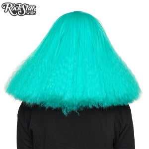 RockStar Wigs® <br> Dynamite™ Collection - Molotov Cock-Teal- 00166