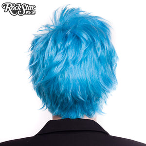 RockStar Wigs® Sassi Short - Turquoise Mix - 00556