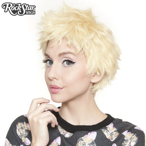 RockStar Wigs® Sassi Short - Light Blonde -00553