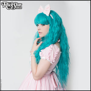 Gothic Lolita Wigs® <br> Rhapsody™ Collection - Teal -00116
