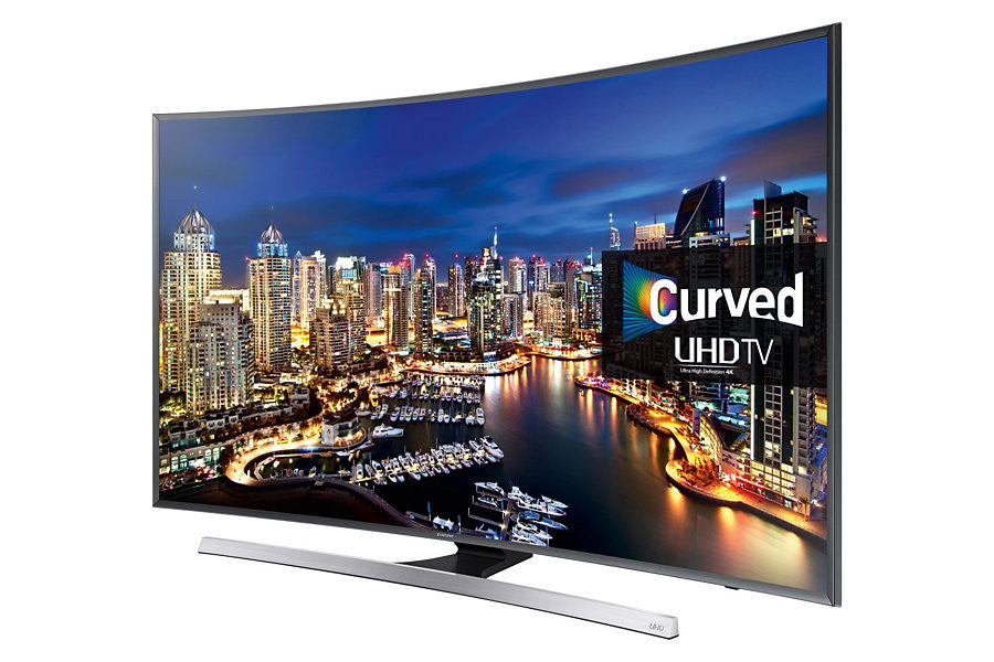 UE48JU7500 Curved LED 4K Ultra HD 3D Smart TV, 48""