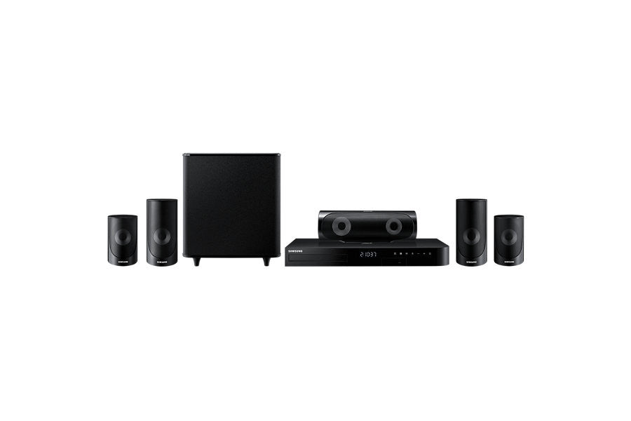 HT-J5500 5 Speaker 3D Blu-ray & DVD Home Theatre System