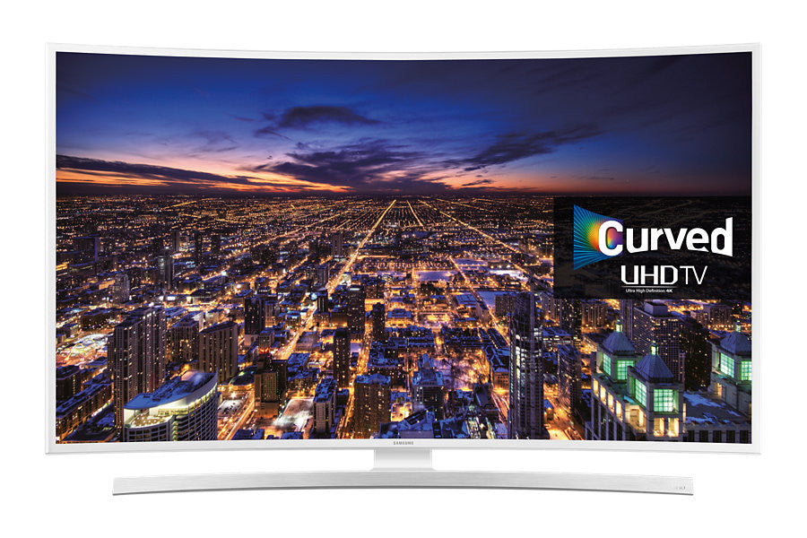 UE40JU6510 Curved UHD 4K Smart LED TV, 40""