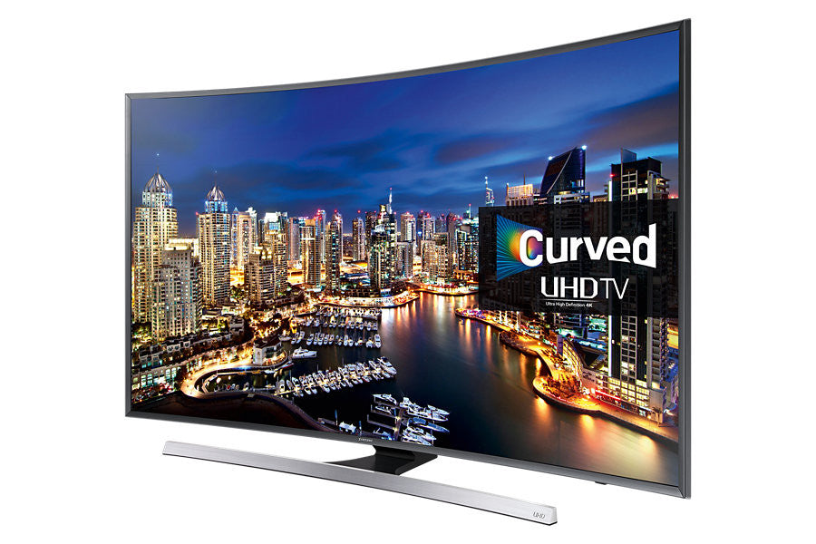 UE55JU7500 Curved LED 4K Ultra HD 3D Smart TV, 55""