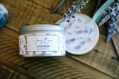 Lavender Soy Candle