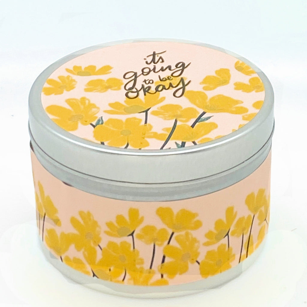 Its Going To be OK Soy Candle - Jenny Bean