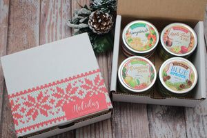 Holiday Sampler Candle Box