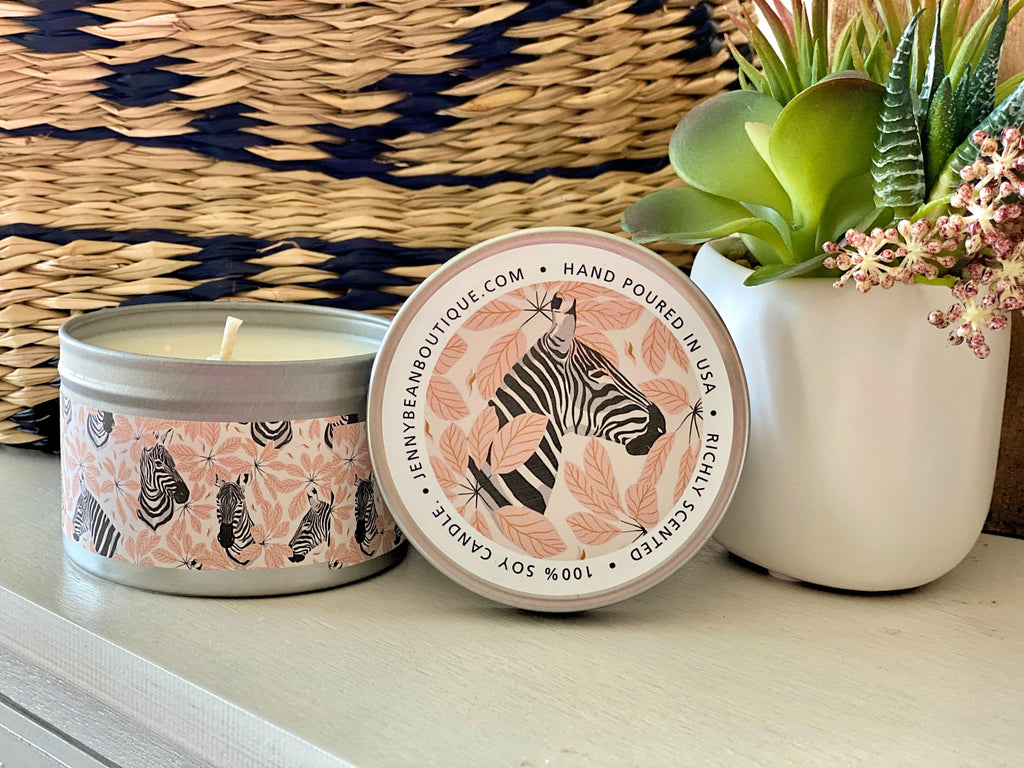 Exotic Candles Gift Box