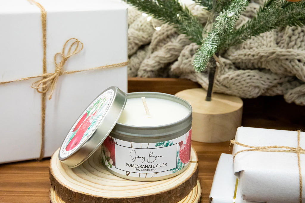 Christmas Candle Box - Jenny Bean