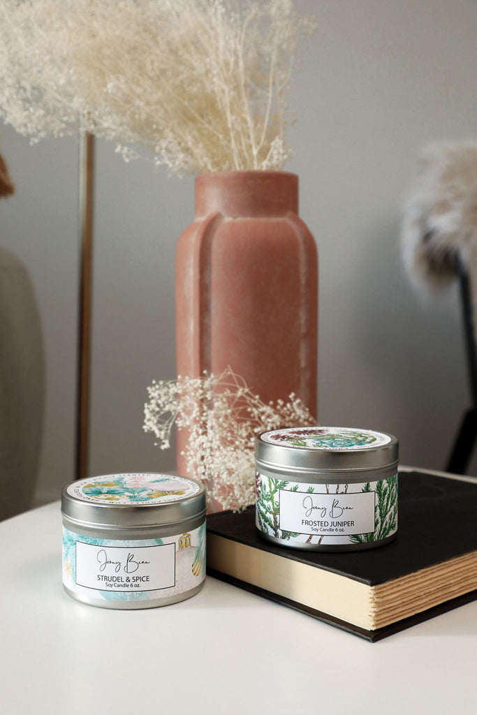 Strudel + Spice Soy Candle - Jenny Bean