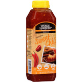 World Harbors Sweet Chili Medium Heat Asian Style Sauce, 16 Oz (Pack of 6)