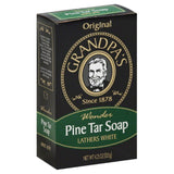 Grandpas Original Wonder Pine Tar Soap, 4.25 Oz