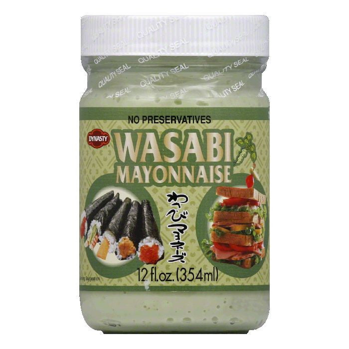 Dynasty Mayonnaise Wasabai, 12 OZ (Pack of 12)