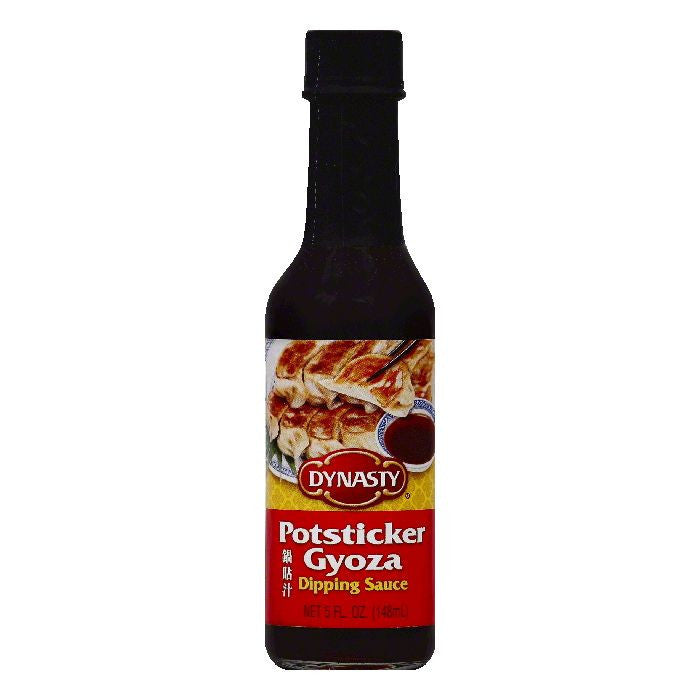 Dynasty Potsticker Gyoza Dipping Sauce, 5 OZ (Pack of 12)