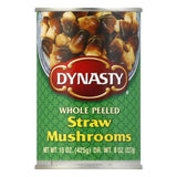 Dynasty Straw Mushrooms, 15 OZ (Pack of 12)