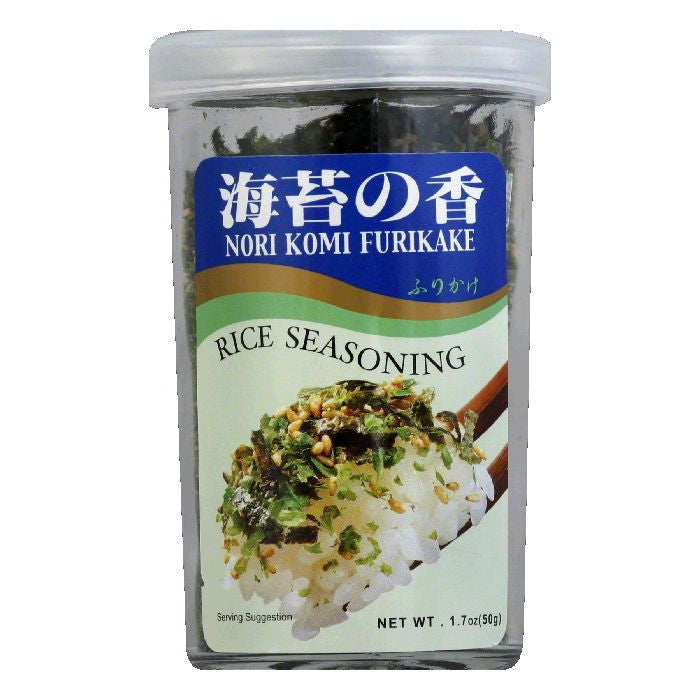 JFC Furikaki Rice Seasoning Nori Fumi, 1.7 OZ (Pack of 10)