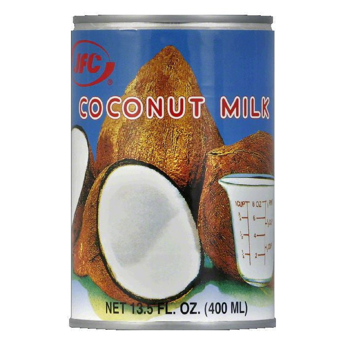 JFC Coconut Milk, 13.5 OZ (Pack of 12)