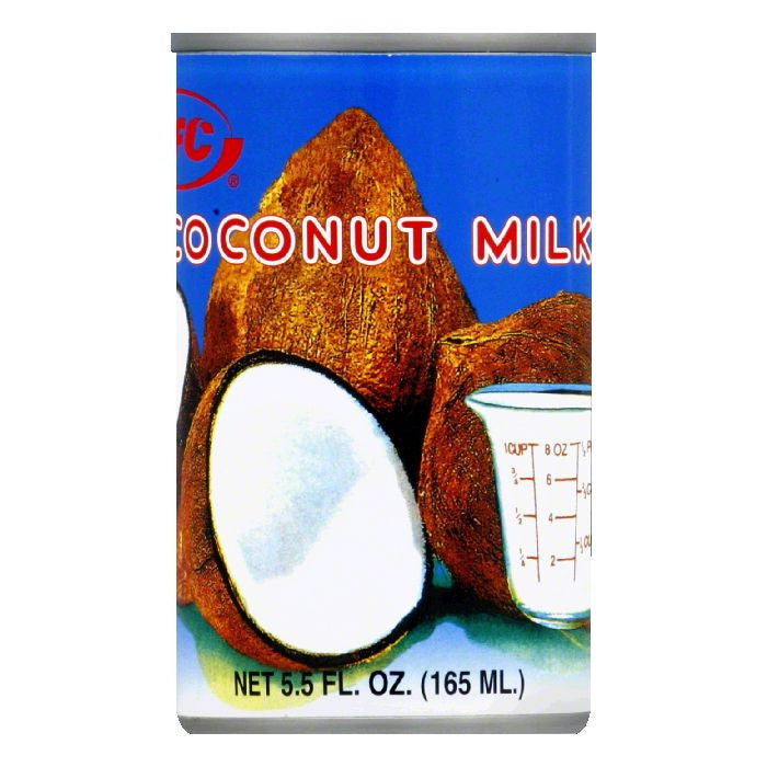JFC Coconut Milk, 5.5 OZ (Pack of 12)