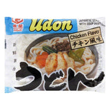 Myojo Udon Noodle Soup Mix Chicken, 7.25 OZ (Pack of 30)