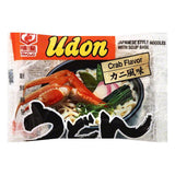 Myojo Crab Flavor Japanese Style Udon Noodles, 7.19 OZ (Pack of 30)