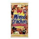Hapi Mixed Crackers, 6 OZ (Pack of 12)