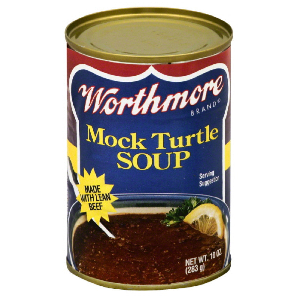 Worthmore Mock Turtle Soup, 10 Oz (Pack of 12)