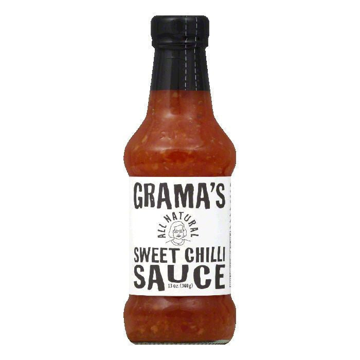 Taste Nirvana Sweet Chilii Sauce, 13 OZ (Pack of 6)